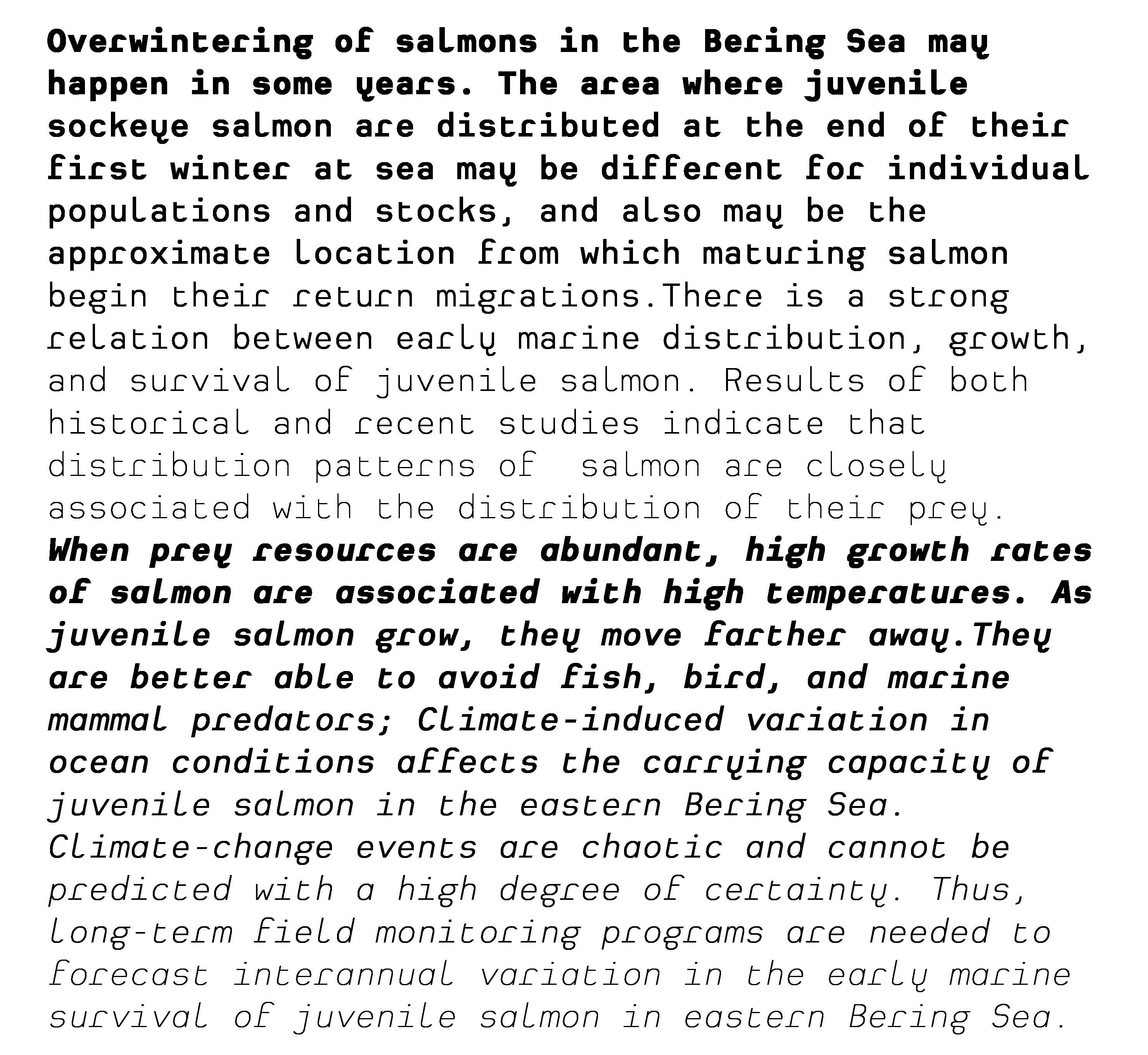 Typeface Heimat Mono B01 Atlas Font Foundry