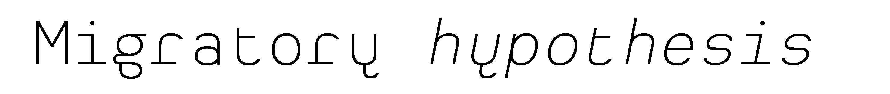 Typeface Heimat Mono D01 Atlas Font Foundry