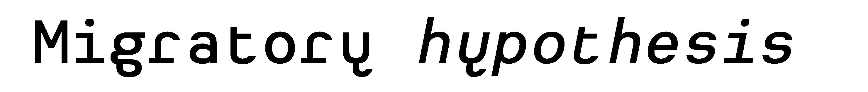 Typeface Heimat Mono D04 Atlas Font Foundry