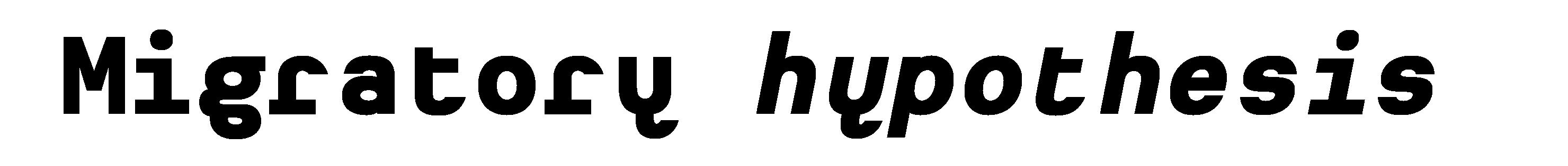 Typeface Heimat Mono D06 Atlas Font Foundry