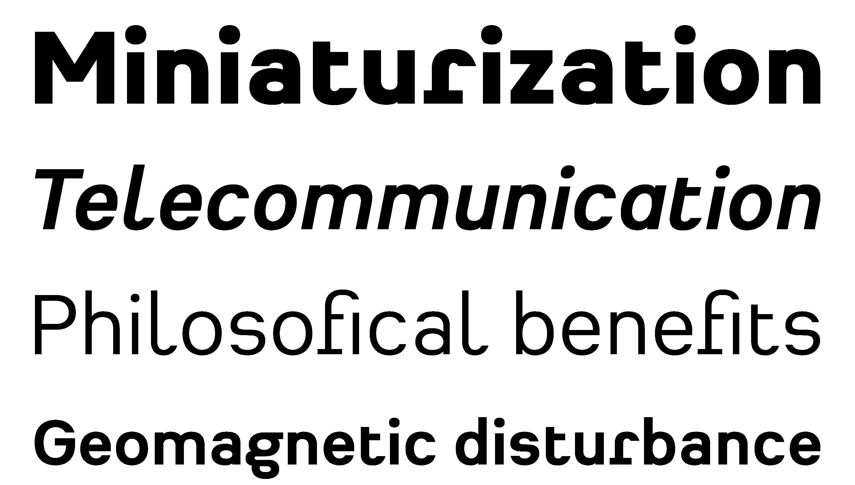 Typeface Heimat Sans A04 Atlas Font Foundry