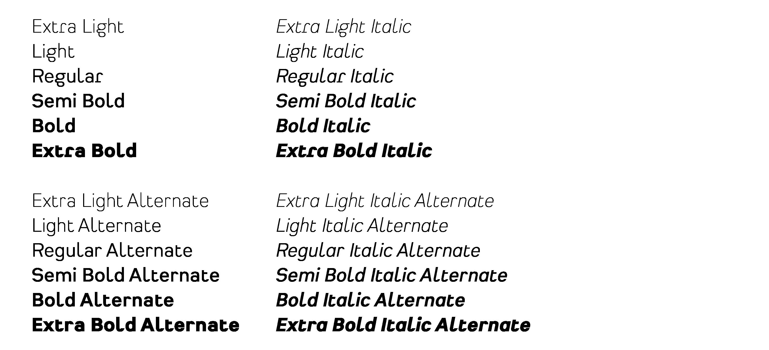 Typeface Heimat Sans C01 Atlas Font Foundry