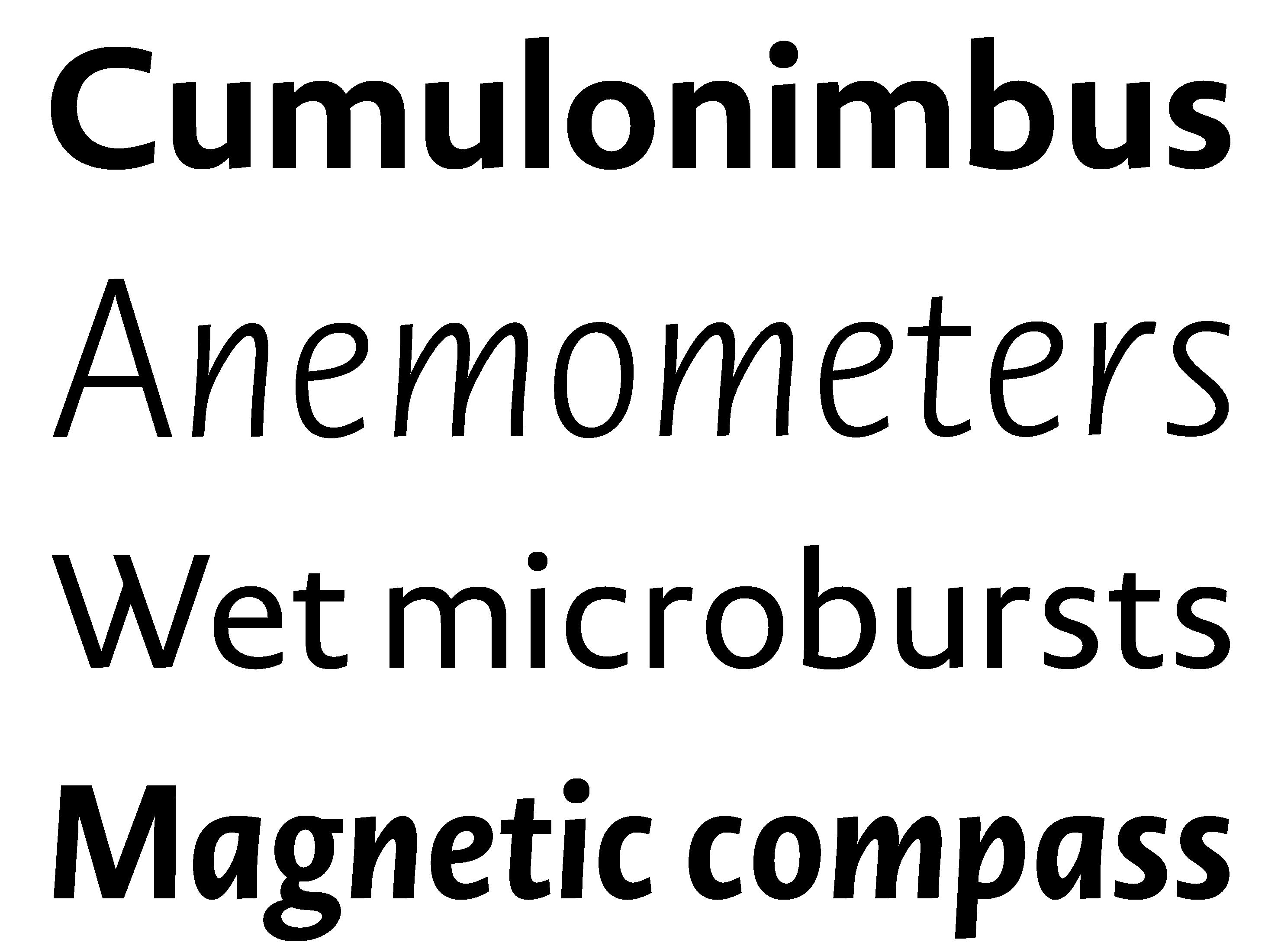 Typeface Novel Sans A03 Atlas Font Foundry