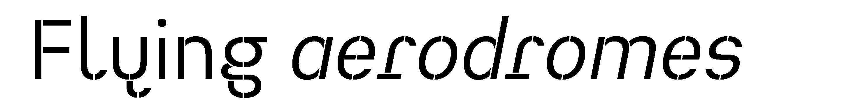 Typeface Heimat Stencil D03 Atlas Font Foundry