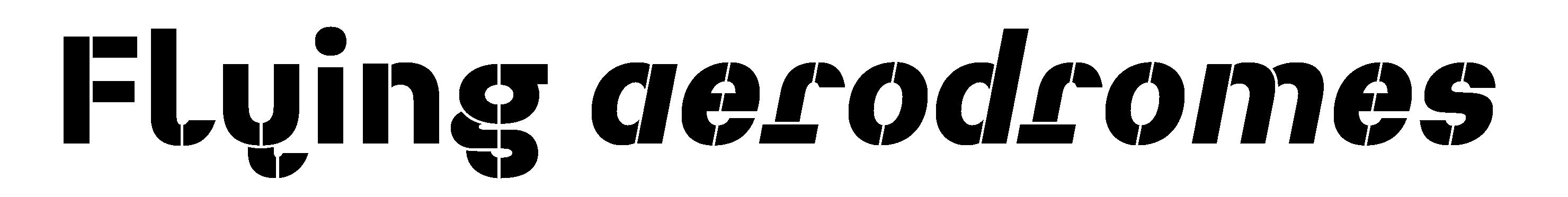 Typeface Heimat Stencil D06 Atlas Font Foundry