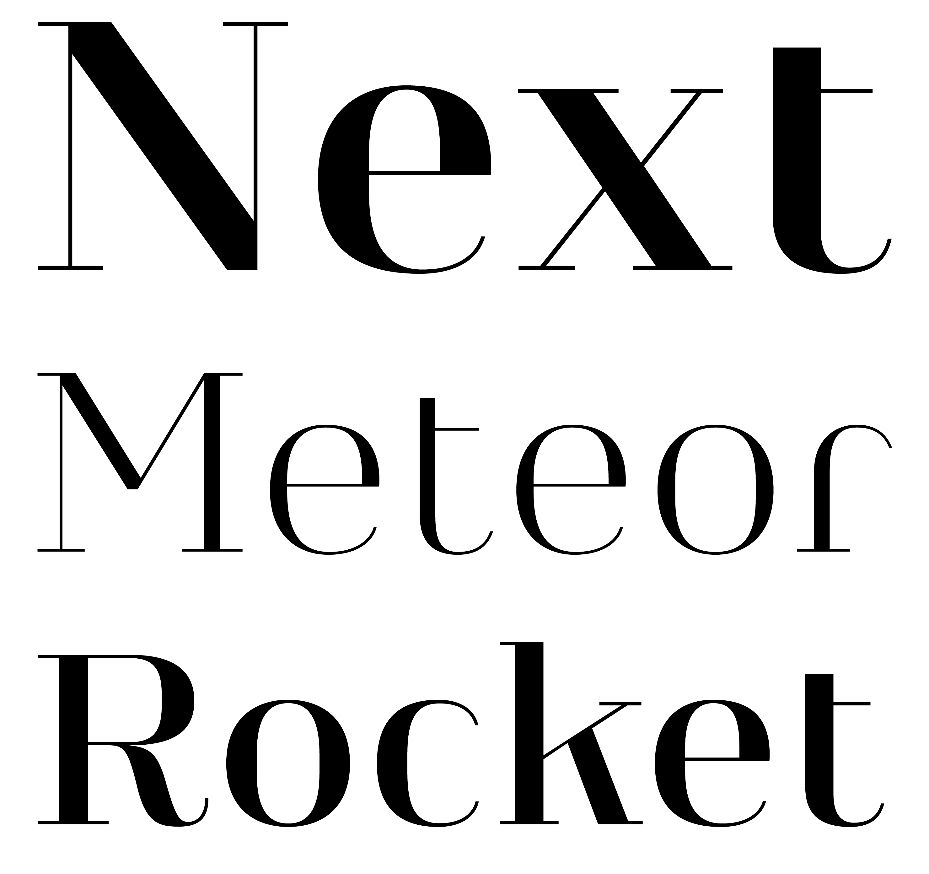 Typeface Heimat Didone A01 Atlas Font Foundry