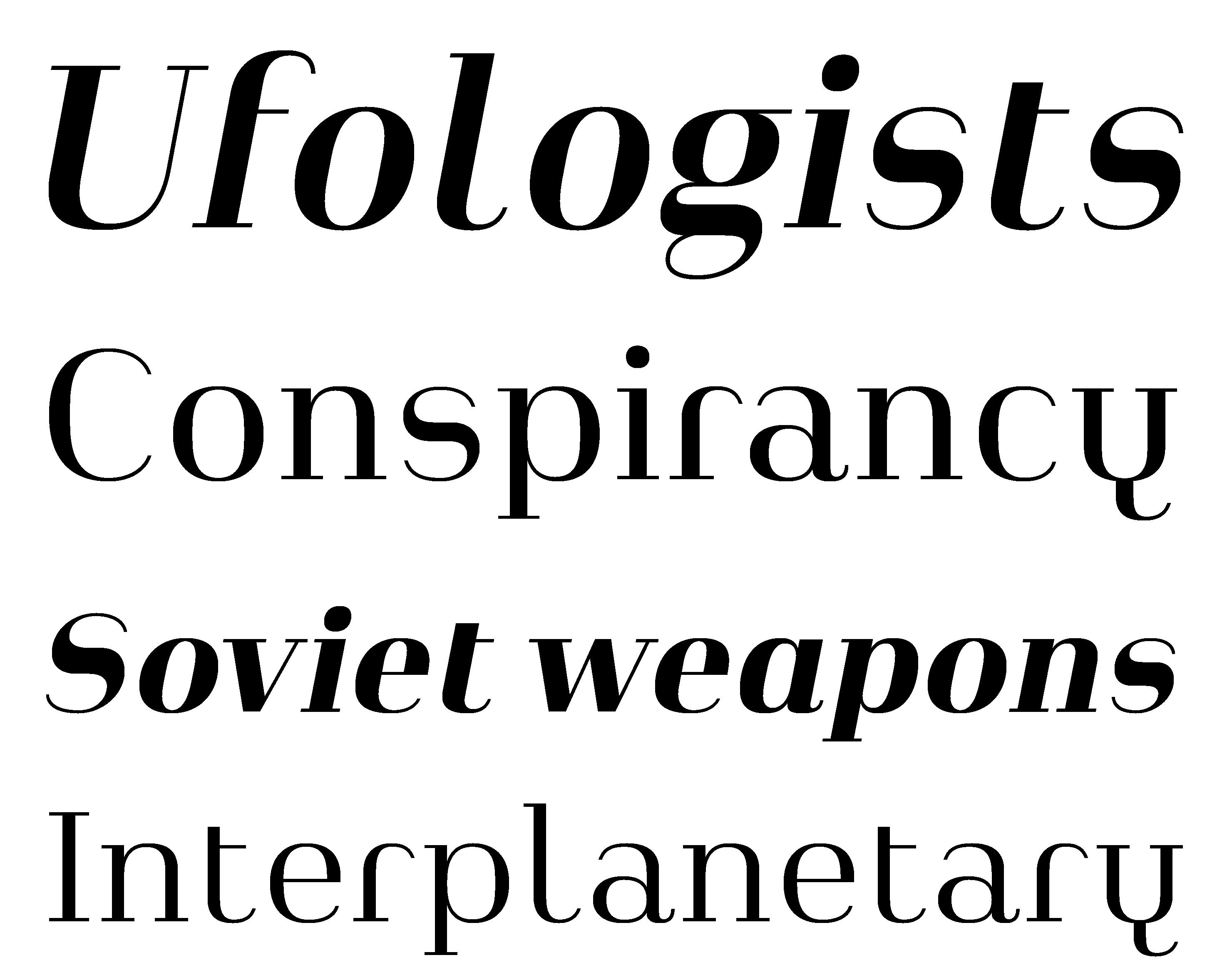 Typeface Heimat Didone A03 Atlas Font Foundry
