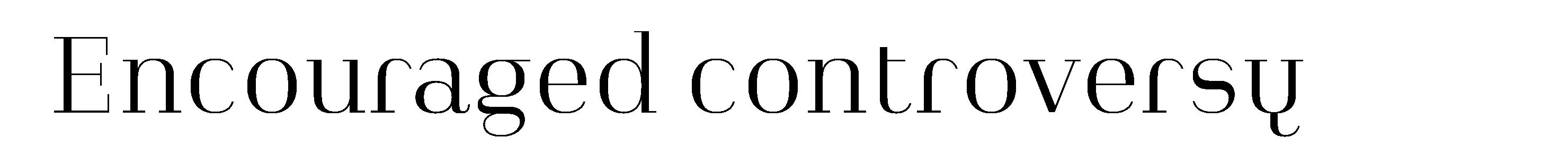 Typeface Heimat Didone D02 Atlas Font Foundry