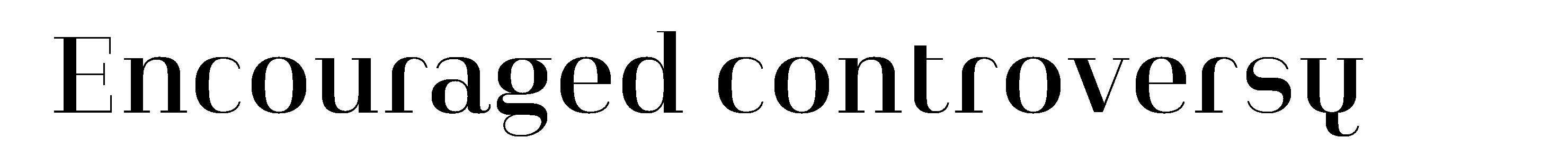 Typeface Heimat Didone D04 Atlas Font Foundry