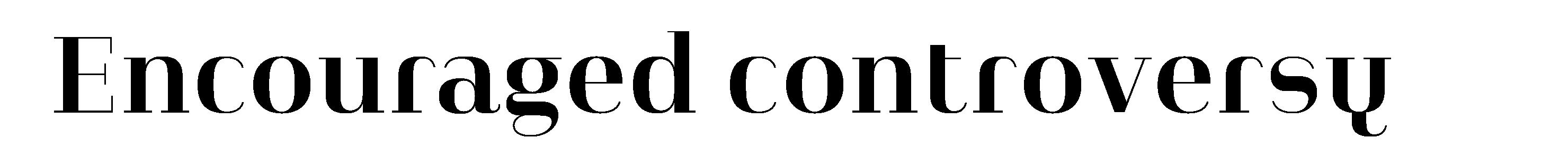 Typeface Heimat Didone D05 Atlas Font Foundry