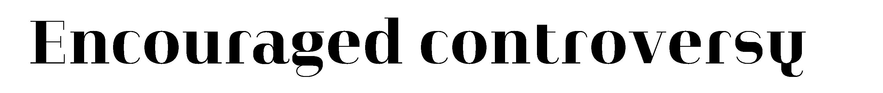 Typeface Heimat Didone D06 Atlas Font Foundry