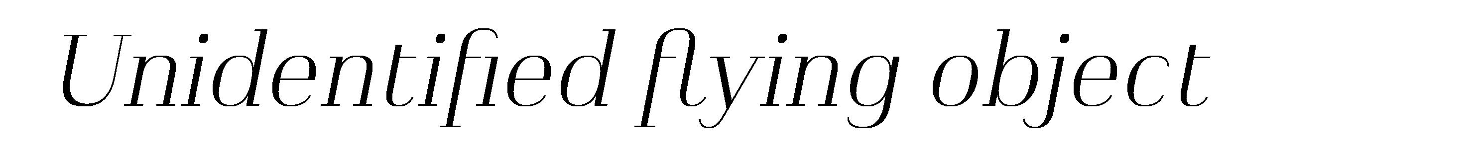 Typeface Heimat Didone D07 Atlas Font Foundry