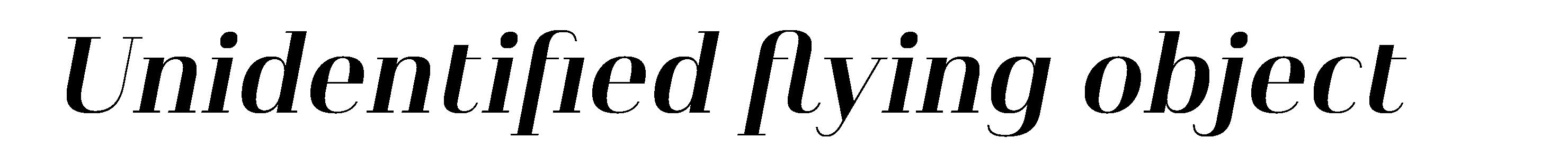 Typeface Heimat Didone D11 Atlas Font Foundry