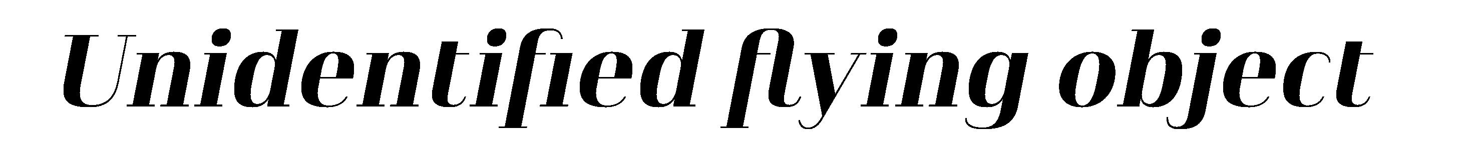 Typeface Heimat Didone D12 Atlas Font Foundry