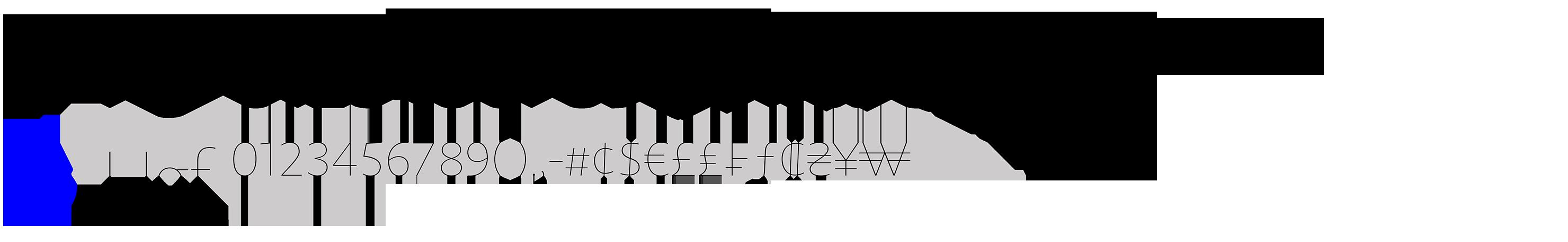 Typeface-Novel-Sans-Hairline-F16-Atlas-Font-Foundry